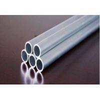Wholesale Round Cold Drawn Aluminum Tube / Pipe With Mill Finish Surface Treatment from china suppliers