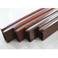 Wholesale Linear Aluminium Metal Drop Ceiling Tiles Metallic 0.8mm , Heat transfer coating from china suppliers
