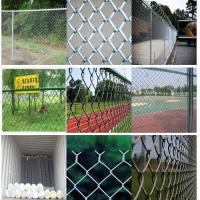 Wholesale Australia market long lifetime chain link fencing from china suppliers