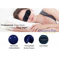 Wholesale Memory Foam Soft Material 3D Night Eye Mask For Sleeping With Ear Plugs from china suppliers