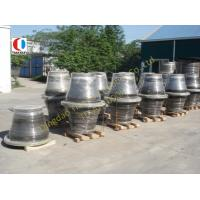 Wholesale Dock / Port Black Boat Fenders For Container Terminal , 1000H Cone Type from china suppliers