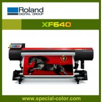 Wholesale Roland XF640 with two epson dx7 head for eco solvent printing from china suppliers