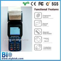 Wholesale Biometric Handheld terminal HF08 from china suppliers