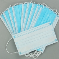 Wholesale EN149 Anti Fog Mouth 3 Layer Civil Disposable Nose Mask from china suppliers