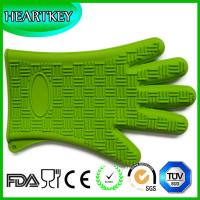 Buy cheap Perfect For Use As BBQ Grilling Heat Resistant Silicone Oven Glove from wholesalers