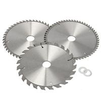 Wholesale 3pcs TCT Circular Saw Blade Set 210mm X 30mm 24/48/60 Teeth For Wood / Metal from china suppliers