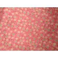 Wholesale Fluffy Woven Flower Printed Knit Fabric For Bed Sheet ,  Sportswear from china suppliers