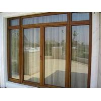 China Aluminium Sliding Door Double Glazed Aluminium Windows And Doors
