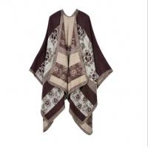 Quality Wholesale cheap good quality fashion Europe warm girls shawl for sale