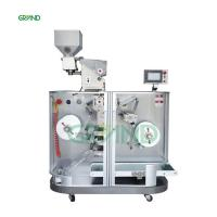 Wholesale Advanced Auto Pill Strip Packing Machine , Capsule Packaging Machine Large Capacity from china suppliers