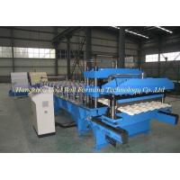 Buy cheap Metal Tile Roll Forming Machine from wholesalers
