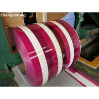 Household Appliance Cold Rolled Stainless Steel Coil With SMP Coating Pattern Printed