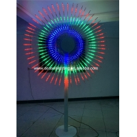 Buy cheap Led Windmill Shape Firework Lights from wholesalers