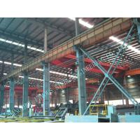 Wholesale High Eave Industry Shed Structural Steelwork Fabrication With Low Cost from china suppliers