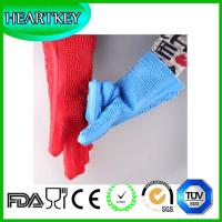 Buy cheap Heat resistant silicone oven gloves- best oven grill gloves, great for cooking, from wholesalers