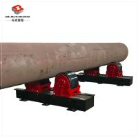 Buy cheap 480V 10k Tank Turning Rolls With Foot Pedal Switch / Pipe Turning Rollers from wholesalers