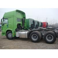 Quality SINTRUCK HOWO Heavy Dump Truck With 371 HP Engine And Double Sleep Beds for sale