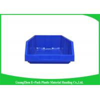 Wholesale Antistatic Warehouse Storage Bins 10L Colored HDPE Convenience Stores PP Material from china suppliers