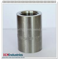 Wholesale 3000 lbs Forged stainless steel pipe fittings reducing coupling from china suppliers