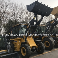 Wholesale Earth Moving Heavy Construction Machinery Tractor Backhoe Loader Wz30-25 from china suppliers