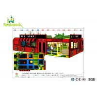 Wholesale Large Scale Kids Play Center , Safe Soft Childrens Indoor Playhouse from china suppliers