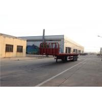 Wholesale 3 Axles Steel Flatbed Semi Trailer Mechanical Suspension Leaf Spring 13mmx90mm from china suppliers