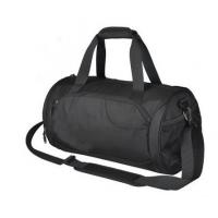 Sports bag with shoe compartment , 420D Nylon fabric
