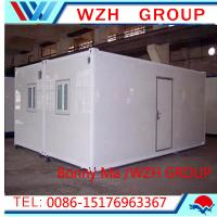 Wholesale modular container homes and steel frame house from china suppliers