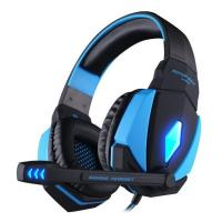 Wholesale KOTION EACH G4000 USB 2 Stereo Gaming Headphone Headset Headband with Mic Volume Control LED from china suppliers