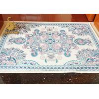 Wholesale PVC Dots Backing Cooking Anti Slip Floor Mats Needle Punched Non Woven Printed from china suppliers