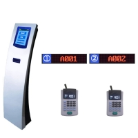 Wholesale Cold Rolled Steel Scratch Proof Bank Telecom and Visa Center Customer Queuing System from china suppliers