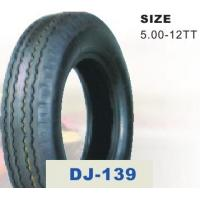 Wholesale Electric Tricycle Parts 5.00 - 12 Three Wheel Motorcycle Tire with 37%-56% Rubber Content from china suppliers