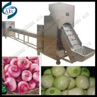 Wholesale onion skin peeling machine for resturant and factory from china suppliers