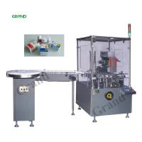 Wholesale Bottle Automatic Cartoning Machine High Speed Vertical Medicine JDZ-120P from china suppliers
