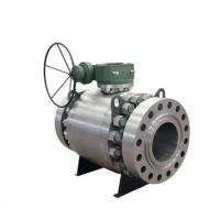 Wholesale Forged Type Trunnion Ball Valve from china suppliers