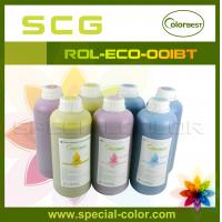 Wholesale compatible Eco Solvent Ink in bottle for roland printer.1000ml from china suppliers