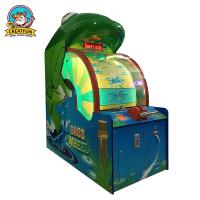 Quality Fashionable Amusement Game Machine , Coin Operated Pitching Machines for sale