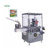 Wholesale Fully Automatic Cartoning Machine For Aluminum Plastic Blister 1600 Kgs from china suppliers