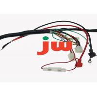 Automobile Motorcycle Wiring Harness , Motorbike Battery ... on