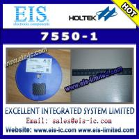 Wholesale 7550-1 - HOLTEK - HT75XX-1 100mA Low Power LDO- Email: sales014@eis-ic.com from china suppliers
