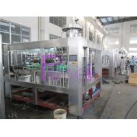 Wholesale Aseptic Monoblock Beer Filling Machine Carbonated Drink Bottle Filler Machine from china suppliers