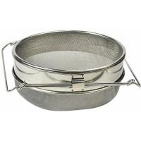 Wholesale Stainless Steel Double Honey Strainer Filter Beekeeping Equipments from china suppliers