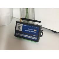 Free IOT Solutions Platform 3G SMS Controller With Analog Input 4 Channels
