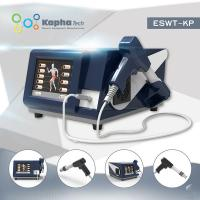 China Hight Pressure 6 Bar Shockwave Herapy Machine for Shoulder Pain Portable Pain Treatment ShockWave Orthopaedic therapy on sale