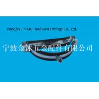 Wholesale Standard 6 Inch Rubber Pipe Clamp with Hanger Bolt And Plastic Anchor OEM from china suppliers