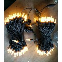 Wholesale 100 m5 warm white led christmas lights from china suppliers