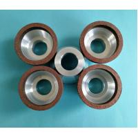 Wholesale Small Diameter Resin Bonded Diamond Grinding Wheels Bowl Shape 50*20*20*5*5 from china suppliers