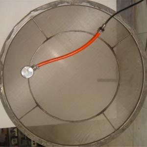 100W 33KHZ Piezoelectric Ultrasonic Transducer For Sieve
