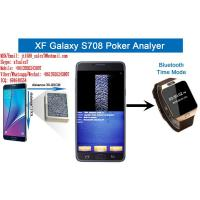Wholesale XF Blue-Tooth Watch For Samsung Galaxy Note 7 Pk King 708 Poker Analyzer To See The Result from china suppliers