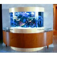 Fish tank office table for Office fish tank